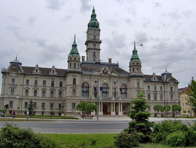 Museo Péter Váczy en Gyor