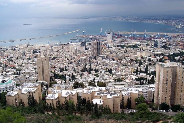 Galería de Arte Colosseum en Haifa
