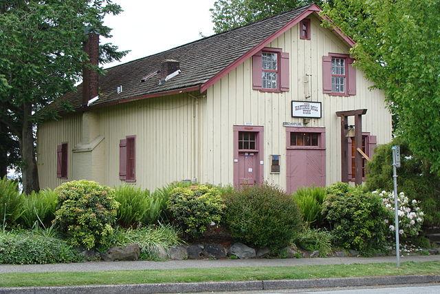 Museo Hastings Mill en Vancouver