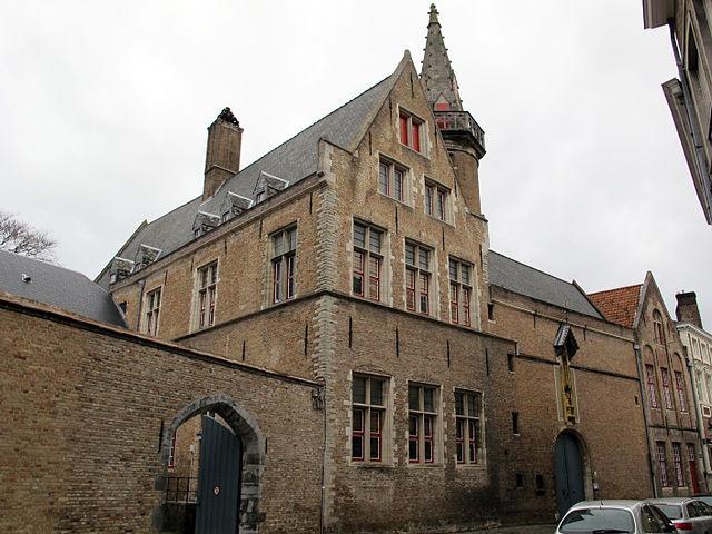 Hof Bladelin en Brujas