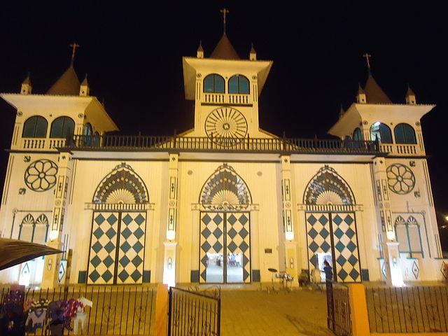 Iglesia de San Jacinto del Morro en Guayaquil