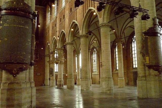 Iglesia de San Pedro de Leiden