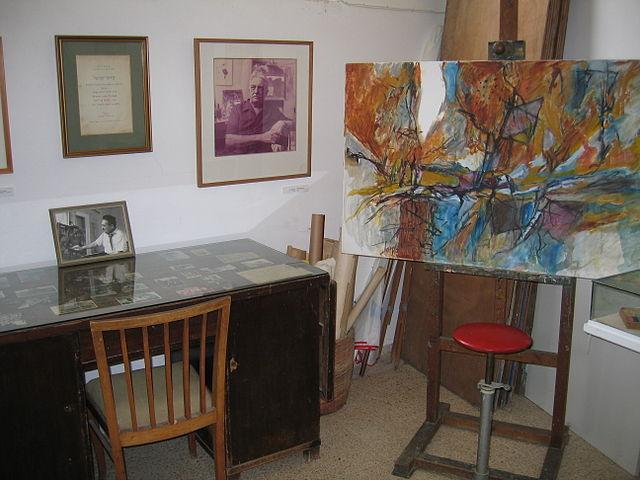 Museo Janco Dada en Ein Hod