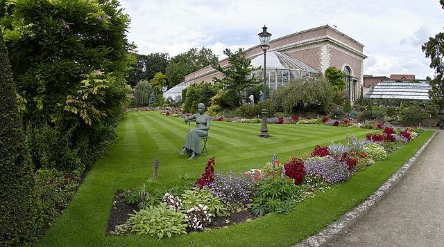 Jardín Botánico de Lovaina