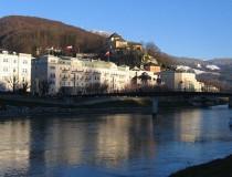 Kapuzinerberg en Salzburgo