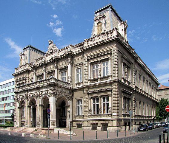 Museo de la Literatura Petofi en Budapest