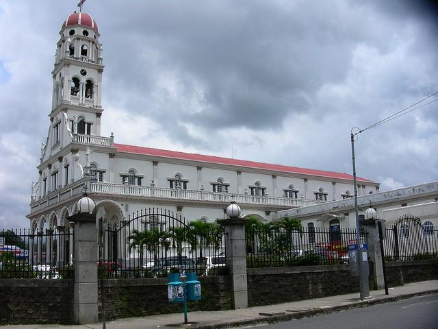 Iglesia de la Agonía en Alajuela
