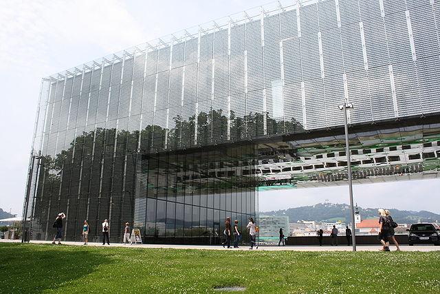 Museo de Arte Lentos en Linz