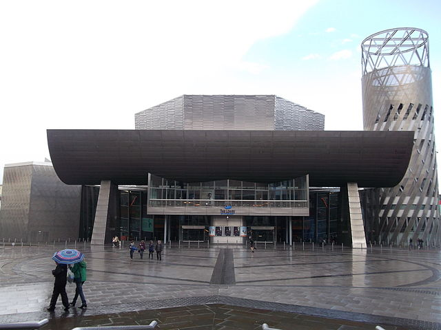 The Lowry en Mánchester