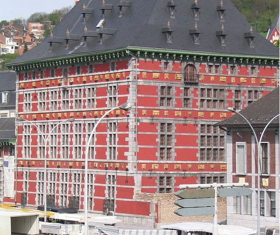 Museo Curtius en Lieja