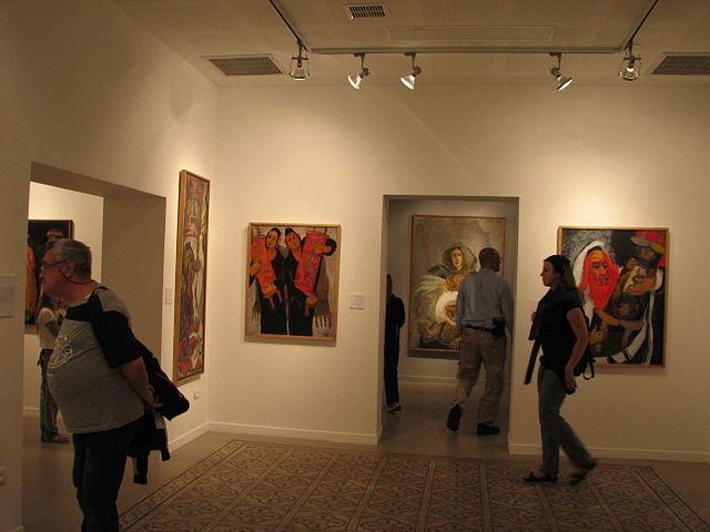 Museo Mané-Kratz en Haifa