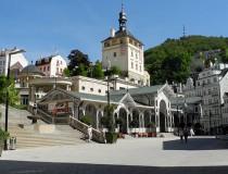 Mercado Columnata de Karlovy Vary
