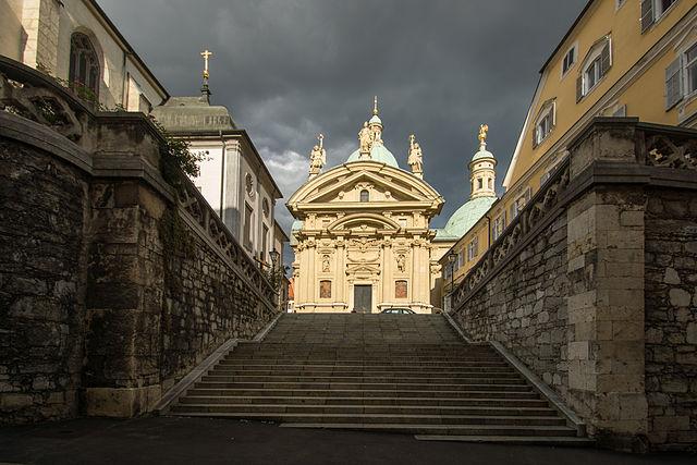 Mausoleo del Emperador Fernando II en Graz