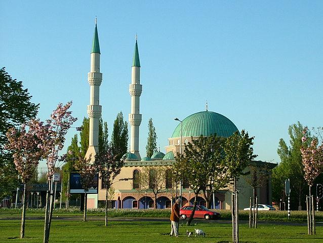 Mezquita Mevlana en Rotterdam