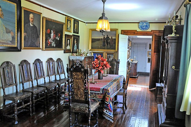 Casa de Michael and Anna Ancher
