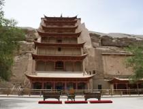 Las cuevas budistas de Mogao