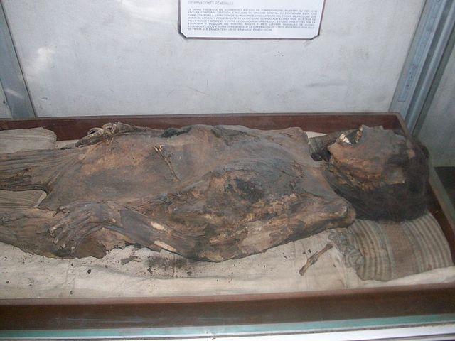 Museo de Sitio Max Uhle en el cerro Sechin
