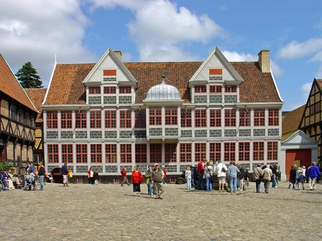 Museo al aire libre de Aarhus