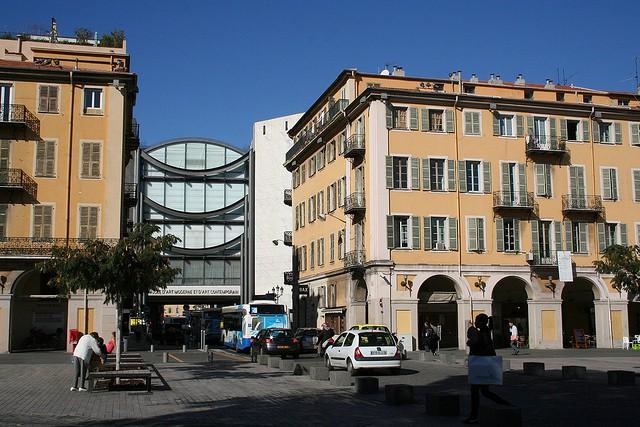 Museo de Arte Moderno y Contemporáneo de Niza