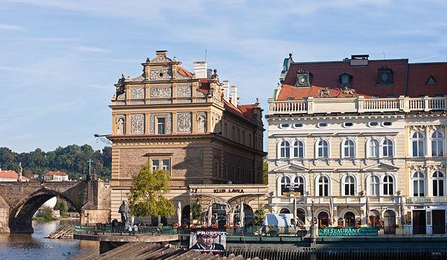 Museo Bedrich Smetana en Praga