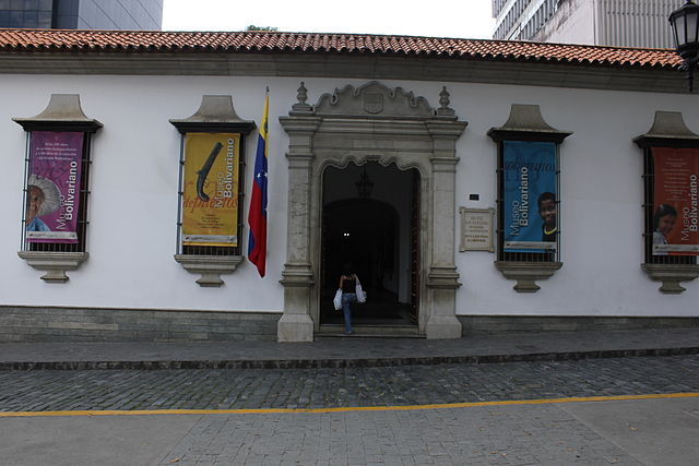 Museo Bolivariano en Caracas