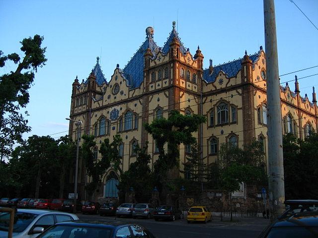 Museo Geológico de Budapest