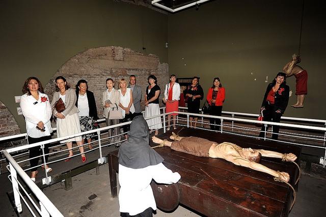 Museo del Congreso y de la Inquisición en Lima