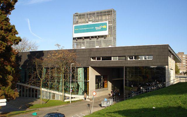 Museo de Arte Kunsthal en Rotterdam