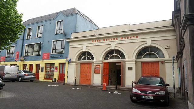 Museo de la mantequilla de Cork