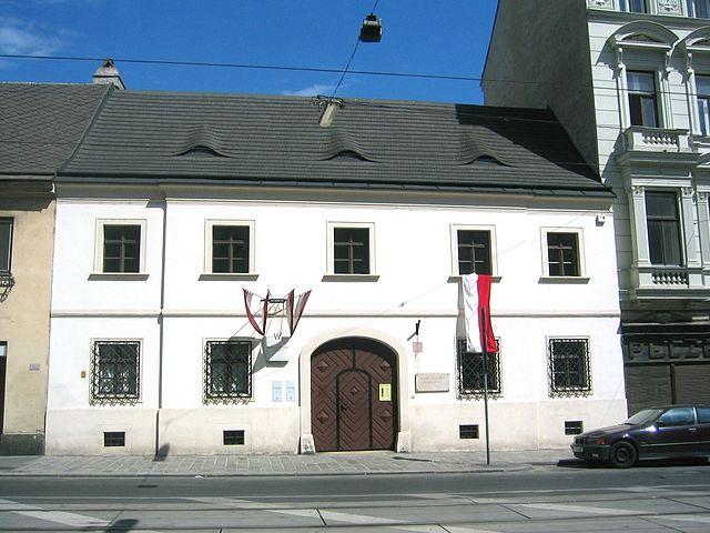 Museo Franz Schubert en Viena