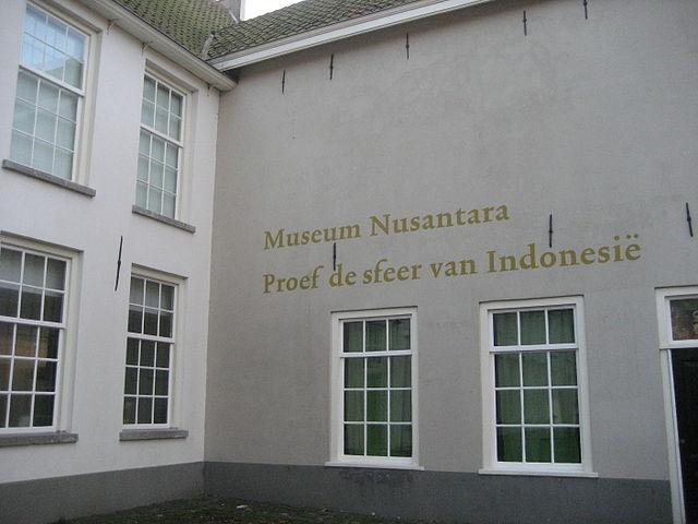 Museo Nusantara en Delft