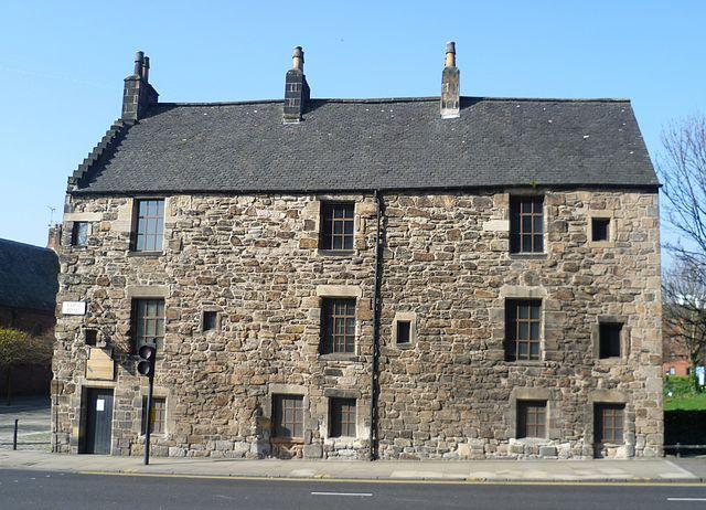 Casa Señorío de Provand en Glasgow