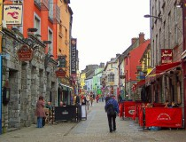 The Quays Pub, interesante pub en Galway