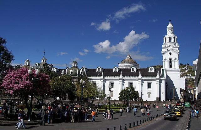 Museo Manuela Sáenz en Quito