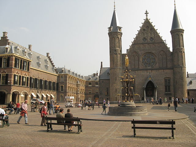 Ridderzaal en La Haya