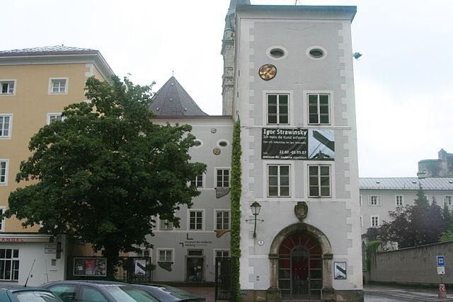 Rupertinum, museo de arte en Salzburgo