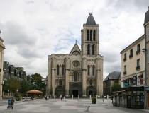 Basílica de Saint Denís en París