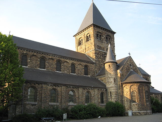 Iglesia de Saint Gilles de Lieja