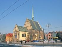 Iglesia de San Bartolomé en Pardubice