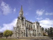 Iglesia de San Isidro Coronado en Costa Rica