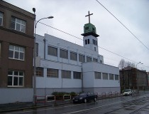 Iglesia de San José en Ostrava