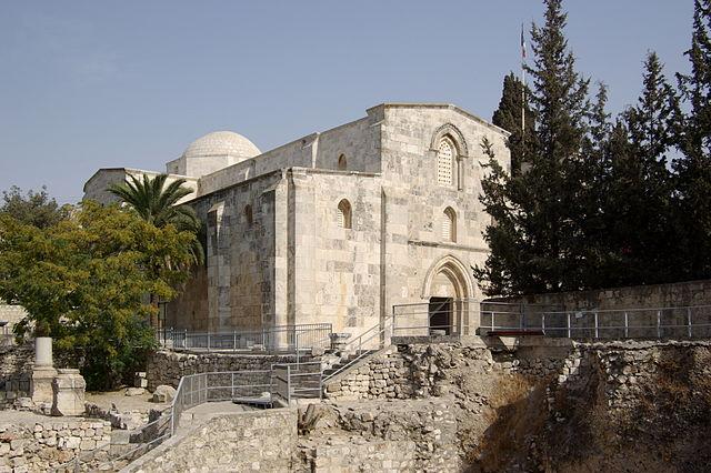 Iglesia de Santa Ana en Jerusalén
