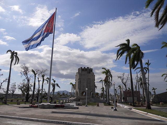 Parque de San Carlos y Corona en Santiago de Cuba