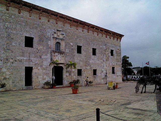 Plaza de la Cultura de Santo Domingo