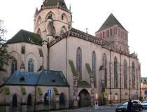 Iglesia de Santo Tomás en Estrasburgo