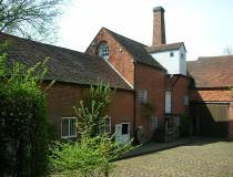 Museo Sarehole Mill de Birmingham