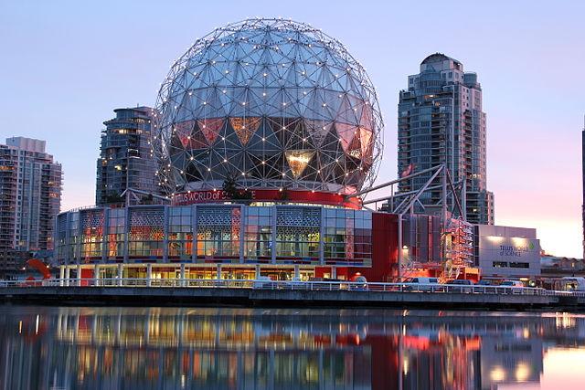 Science World en Vancouver