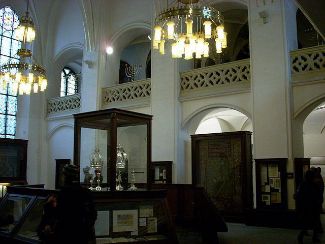 Sinagoga Maisel en Praga