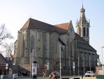 Iglesia de San Miguel en Sopron