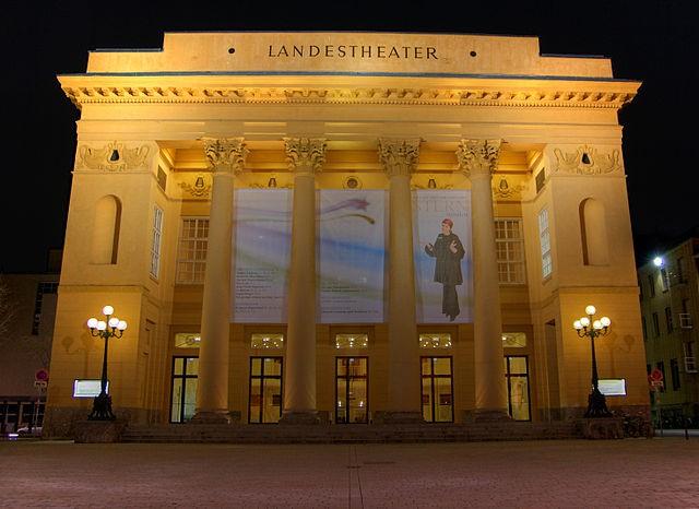 Teatro Estatal en Innsbruck